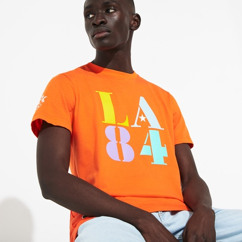 『LOS ANGELES HERITAGE』LA84プリントTシャツ