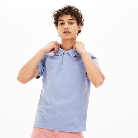Regular Fit Pale Color Polo Shirt (Short Sleeve)