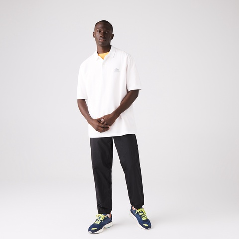 『Lacoste x CONCEPTS』 WEB限定 ルースフィットポロシャツ (半袖)