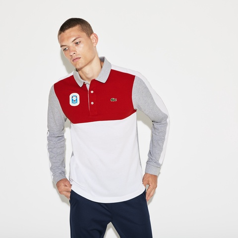 『Olympic Heritage Collection by Lacoste』ポロシャツ